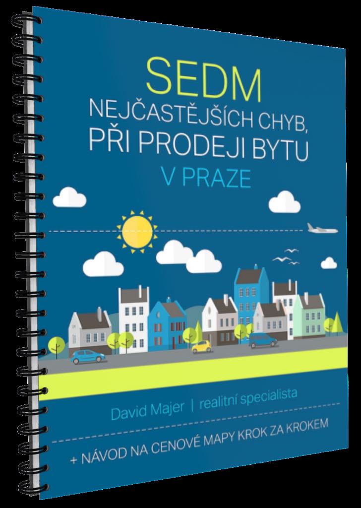 Ebook 7 chyb při prodeji bytu v Praze
